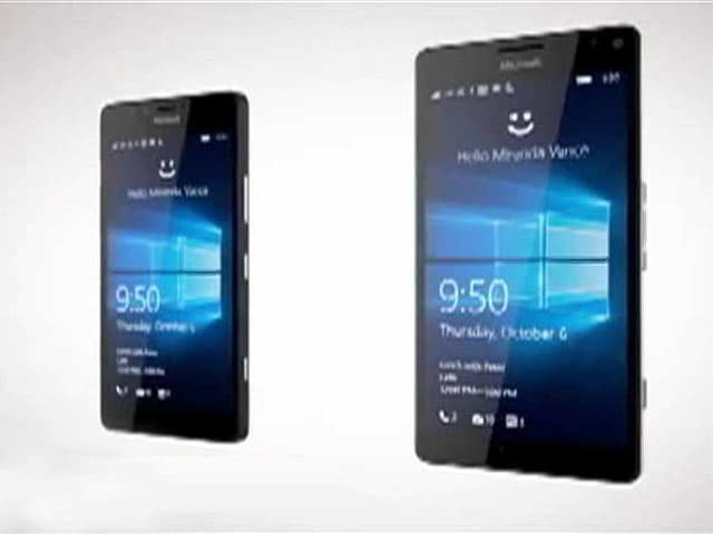 Video : Microsoft Lumia 950, Lumia 950 XL India Launch