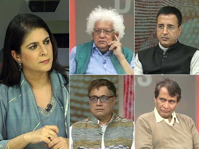 Video : The NDTV Dialogues: Getting India Back on Track