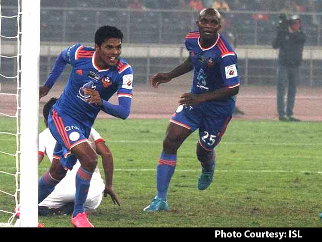 Video : ISL: FC Goa Beat Delhi Dynamos, Claim Top Spot