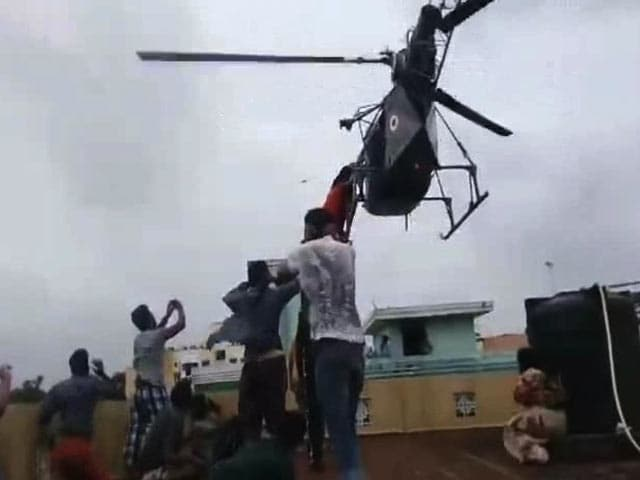 Video : Airlifted Pregnant Woman Delivers Healthy Twin Girls in Chennai