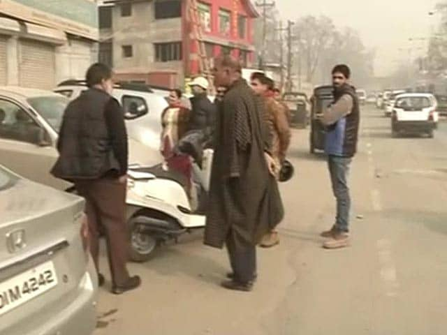 Video : 7.2 Earthquake Strikes Tajikistan, Tremors Felt In Delhi