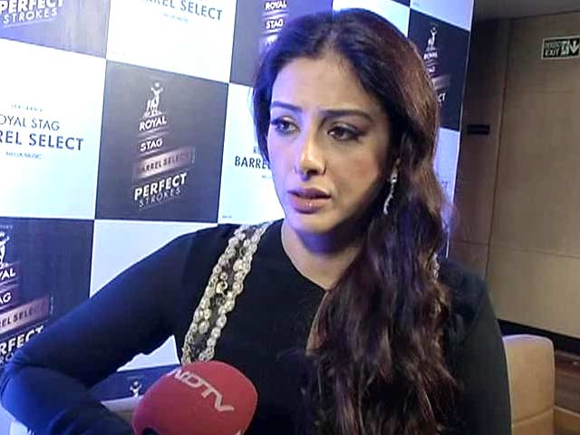 Video : Tabu's Character in <i>Fitoor</i> is 'Very Complex'