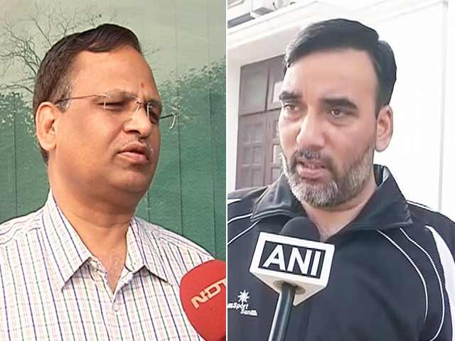Video : इंडिया 7 बजे : टू-व्हीलर पर दिल्ली के दो मंत्रियों में मतभेद