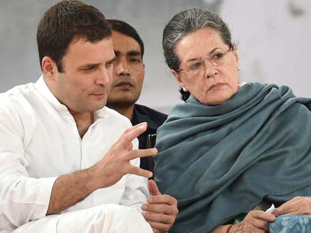Video : National Herald Case: Sonia, Rahul Have To Appear Before Trial Court