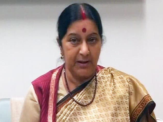 Video : हार्ट ऑफ एशिया सम्मेलन में हिस्सा लेने पाकिस्तान पहुंचीं विदेशमंत्री