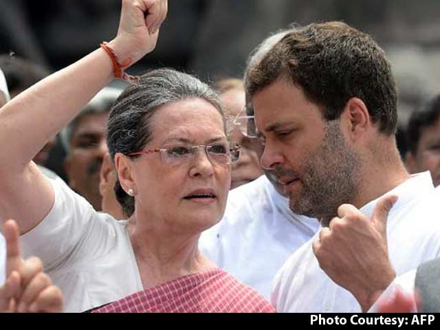 Video : Sonia, Rahul Gandhi To Appear In National Herald Case