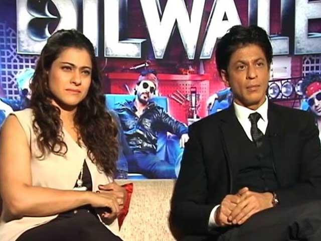 Videos : शाहरुख ने कहा, मेरे लिए फैंस सबसे बड़े 'दिलवाले'