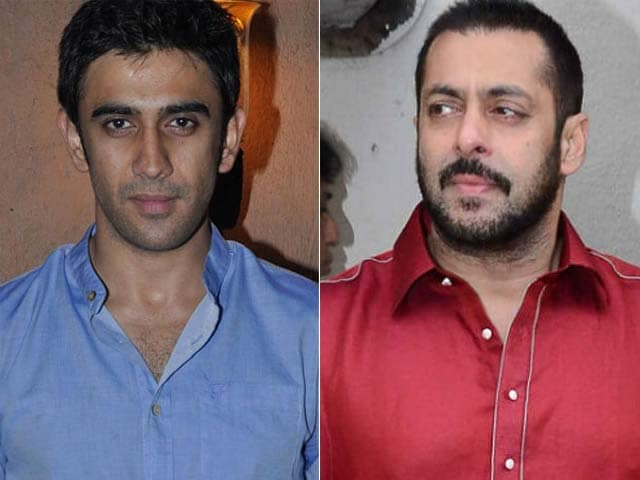 Amit Sadh to Play Young Salman in Sultan