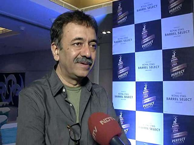Video : What Rajkumar Hirani Learnt About Sanjay Dutt From Biopic