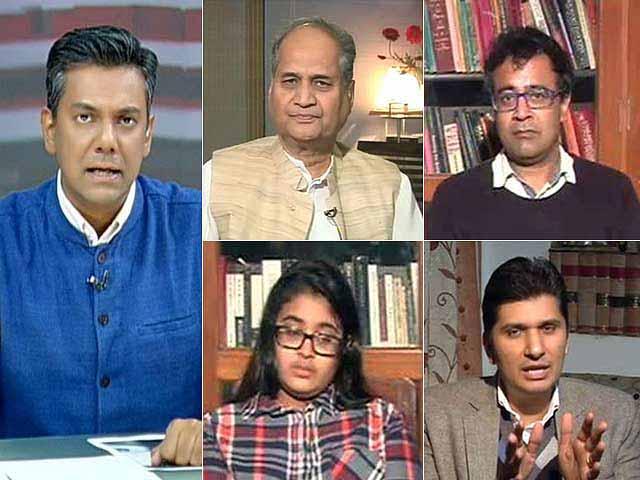 Video : Tolerate Measures Or Be Ready To Die: Rahul Bajaj
