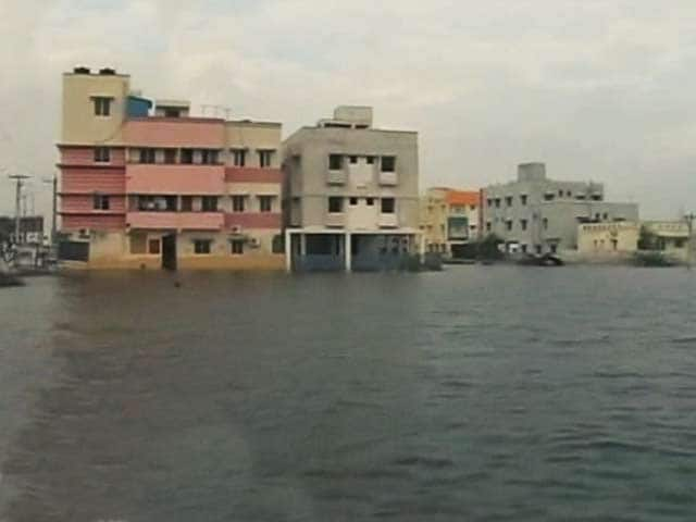Video : Chennai Floods: Real Estate Takes a Hit