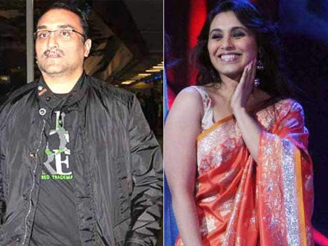 Rani Mukerji, Aditya Chopra Name Their Daughter Adira