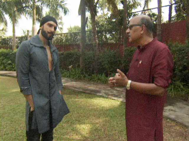 Video : The 'Only' Thing Ranveer Ever Wanted to Be