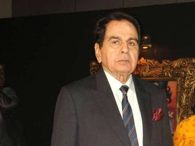 Dilip Kumar to be Honoured With Padma Vibhushan
