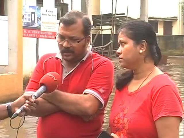 Video : In Chennai Floods, Middle Class Among The Hardest Hit