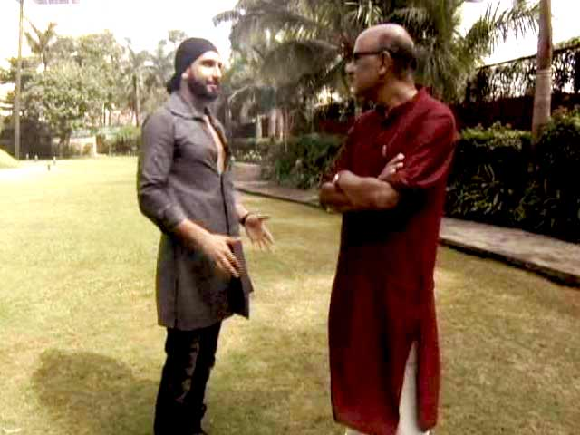 Video : Ranveer Shares His 'Casting Couch' Experience