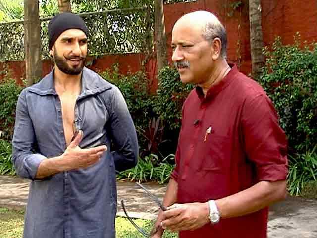 Videos : चलते-चलते में 'बाजीराव' रणवीर सिंह से खास बातचीत