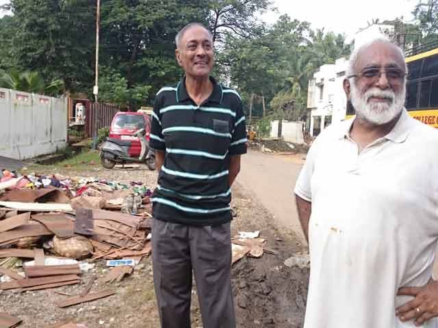 Video : After Chennai Floods, A Rude Shock Awaited These Ex-Servicemen