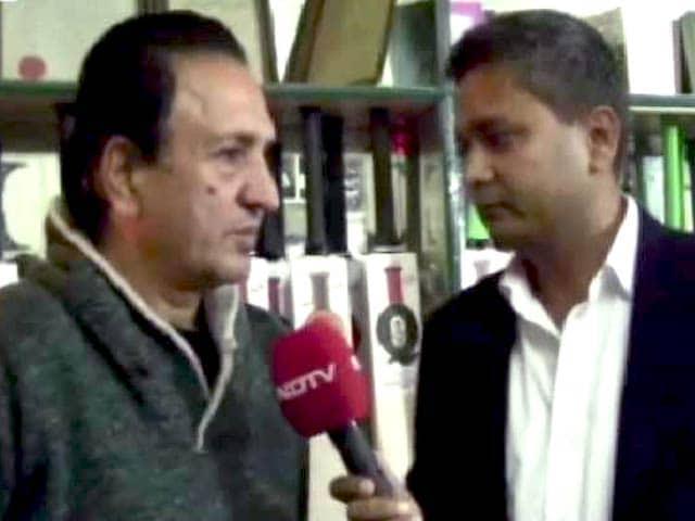Videos : क्रिकेट को सियासत से दूर रखा जाए : पूर्व पाकिस्तानी क्रिकेटर अब्दुल कादिर
