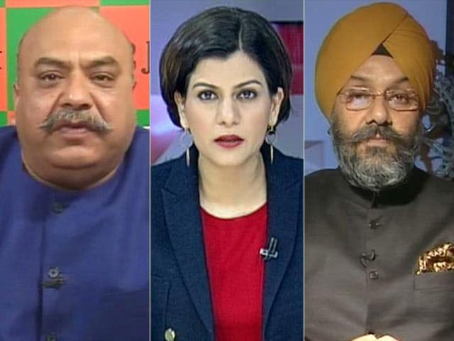Video : Punjab Law And Order: Badals Under Fire?