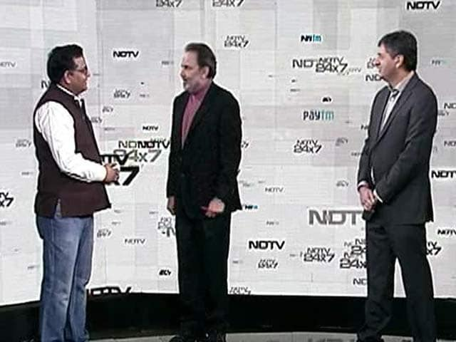 Video : NDTV 24x7 Announces Partnership with Paytm