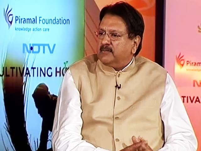 Video : Youth Have a Huge Role to Play: Ajay Piramal