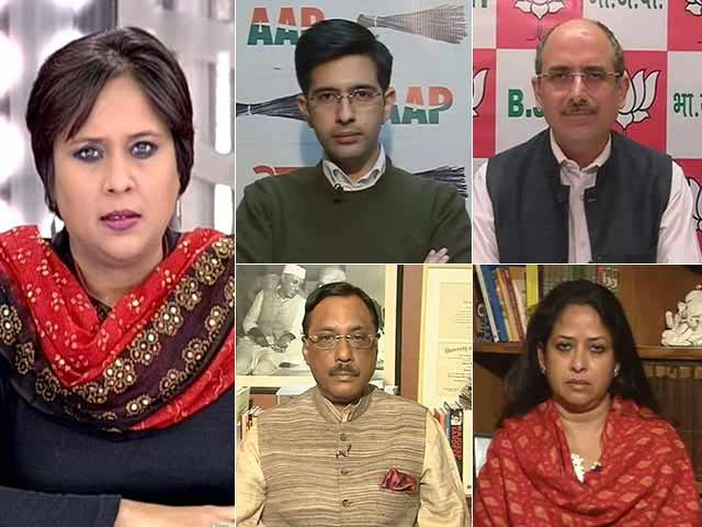 Video : Kejriwal Says Vendetta, BJP Says Corruption: Who is Right?