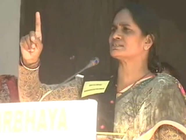 Video : 'My Daughter's Name is Jyoti Singh': Mother Of Delhi Braveheart