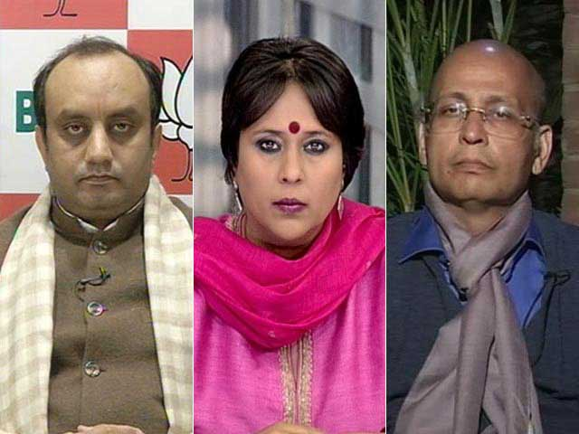 Video : Government vs Gandhis, AAP vs Jaitley: Who's Winning War Of Words?