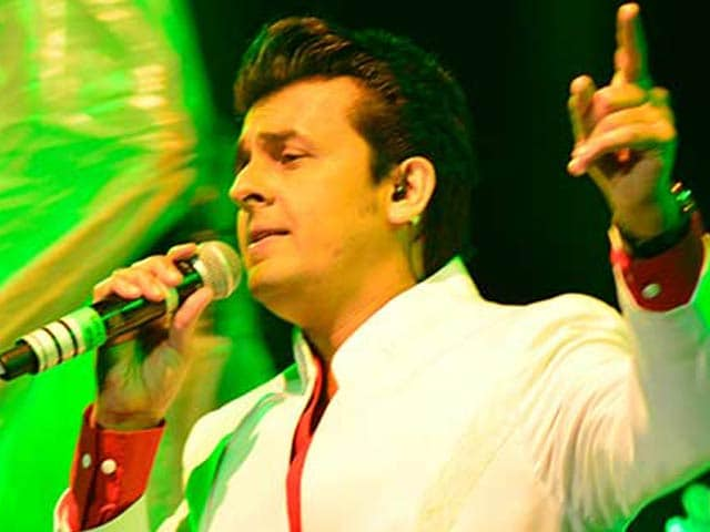 Video : Sonu Nigam Performs for the Cause of Education