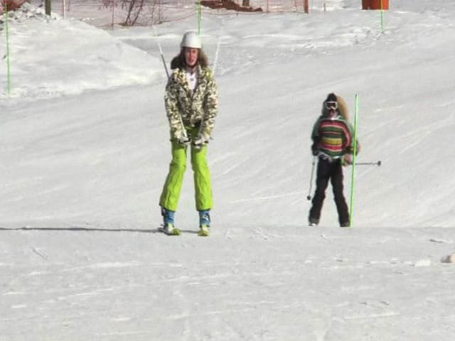 Video : In the Alps, Artificial Snow Saves the Holiday Ski Season