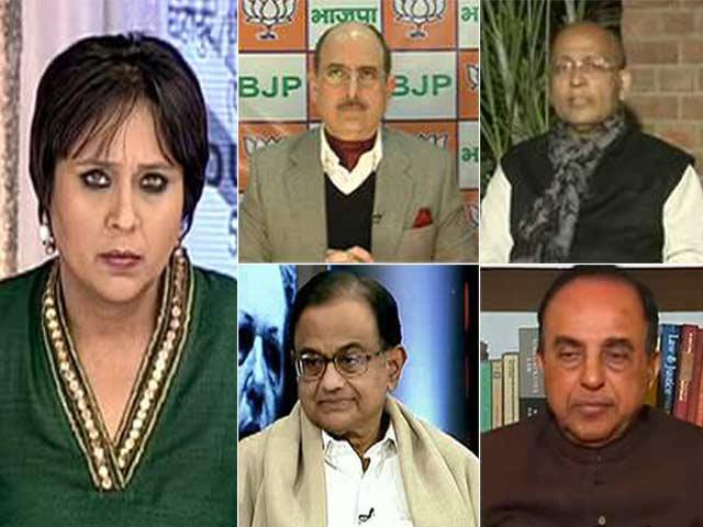 Video : Gandhis vs Government: Legal Fight Turns Political Showdown