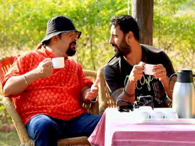 Video : Rocky & Mayur Take a Vacation, But Not From Their Aim to #GetFit