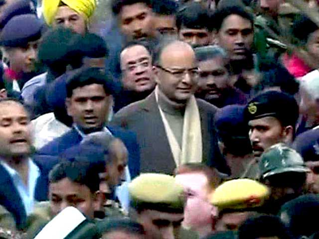 Video : Jaitley Sues Kejriwal For Defamation, Tells Court 'Didn't Take A Penny'