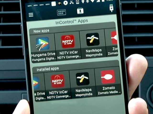 Video : Smart Car Technologies by JLR & Honda