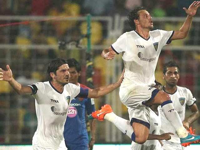 Video : ISL Final: Chennaiyin FC, FC Goa in a Messy Finish