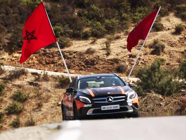 Video : #GLAadventure Exploring the Beautiful Tangier