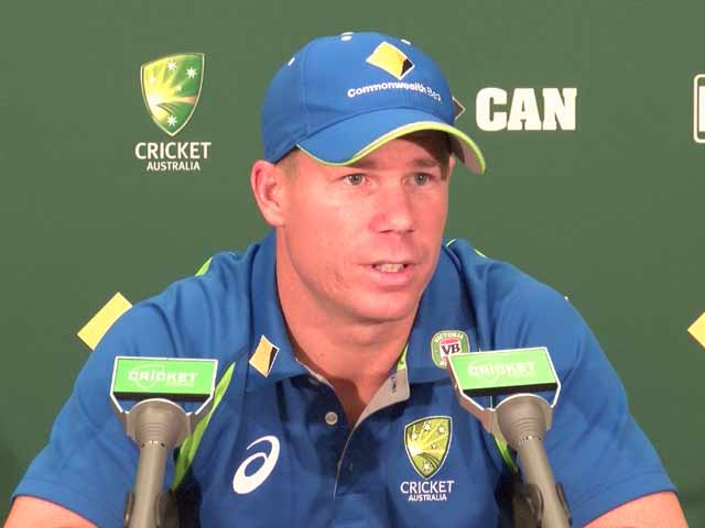 Video : David Warner Faces New Batting Partnership in Melbourne