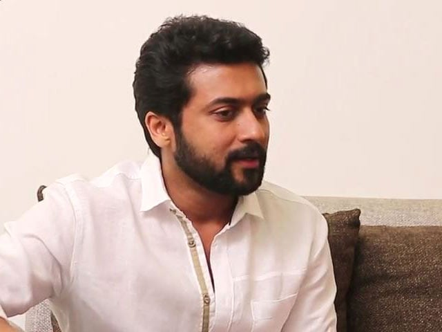 Video : It's Beautiful to See My Kids' Report Cards: Suriya