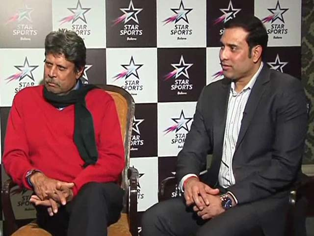 India Have a Good Chance to Win in Australia: Kapil Dev, VVS Laxman