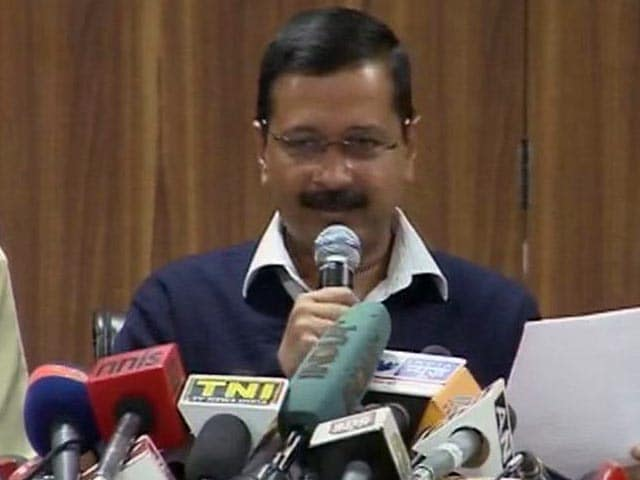 Video : Women, VIPs Exempt From Odd-Even Rule; 'I'm Not' Says Arvind Kejriwal