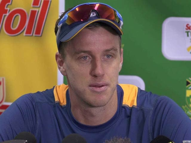 Video : Boxing Day Test vs England: Morkel and Co. Relishing Home Conditions