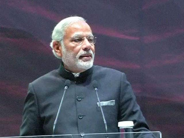 Video : India Has Made The World Wake Up To Menace Of Terror: PM Modi In Moscow