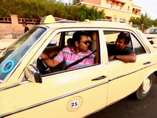 Video : #GLAadventure in Marrakesh, a City Known by Its Grand Taxis