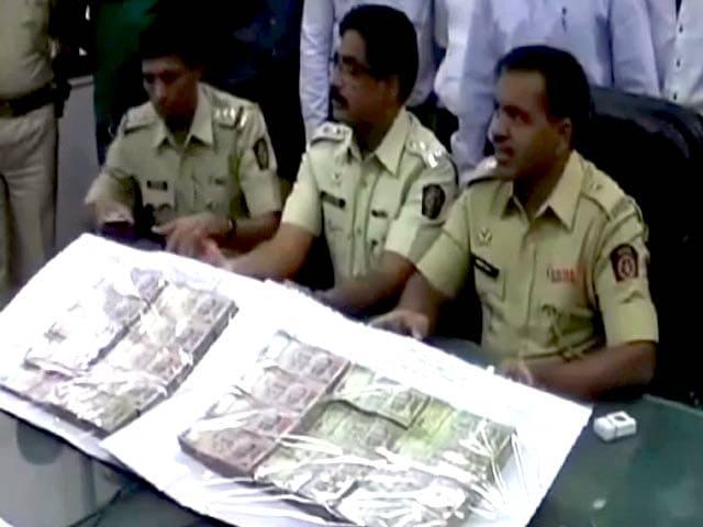 Video : नवी मुंबई में 1 करोड़ की लूट का मास्टरमाइंड गिरफ्तार