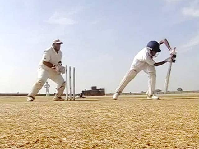 Video : A Cricket Academy With a Cause