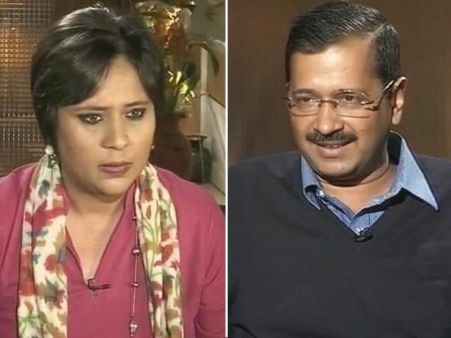 Video : I Don't Regret Calling PM A 'Psychopath', Arvind Kejriwal Tells NDTV