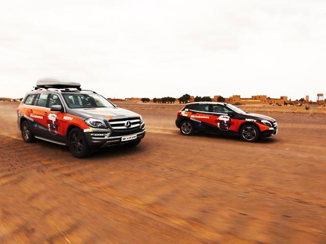 Video : #GLAadventure African Adventure: Exploring the Mighty Sahara and Stunning Marrakesh
