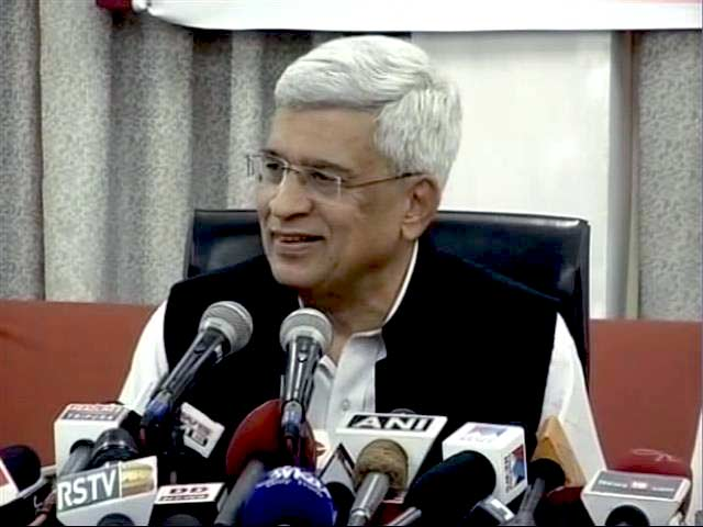 Video : Congress Questions Haunts CPM As Kolkata Plenum Talks Organisation