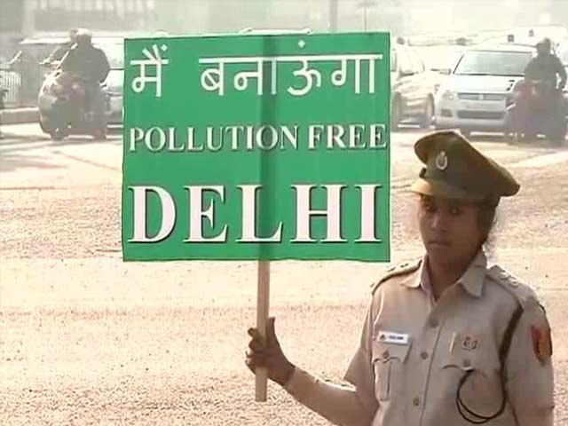 Video : Tepid Trial Run For AAP's Odd-Even Rule in Delhi